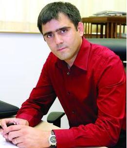 Razvan Corneteanu (foto: Business Standard)