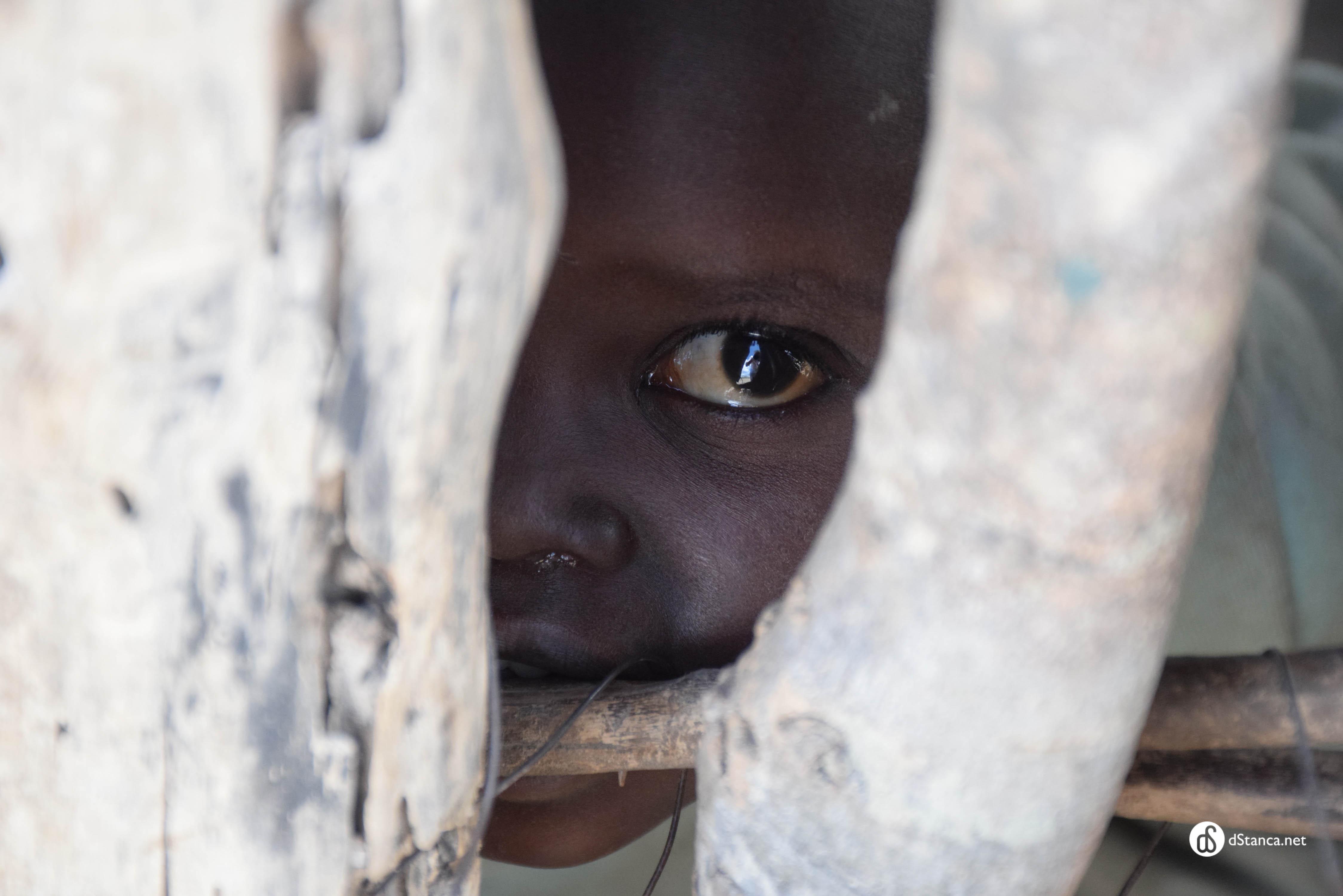Privirea copilului Masaai